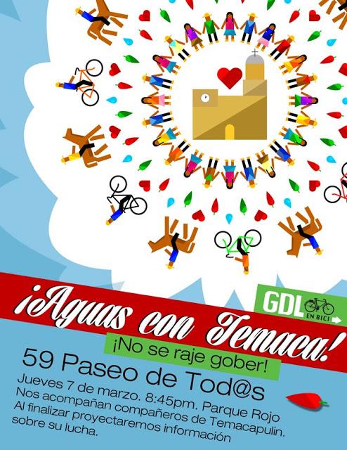 59 Paseo de Todxs Marzo