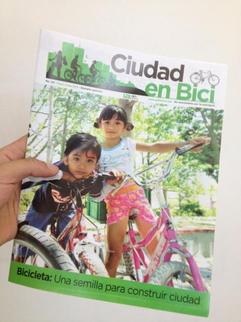 Revista Ciudad en Bici 20