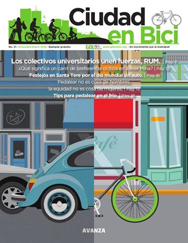 Portada Ciudad en Bici 22