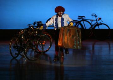 © Informador Jalisco – « Al Teatro en Bici »