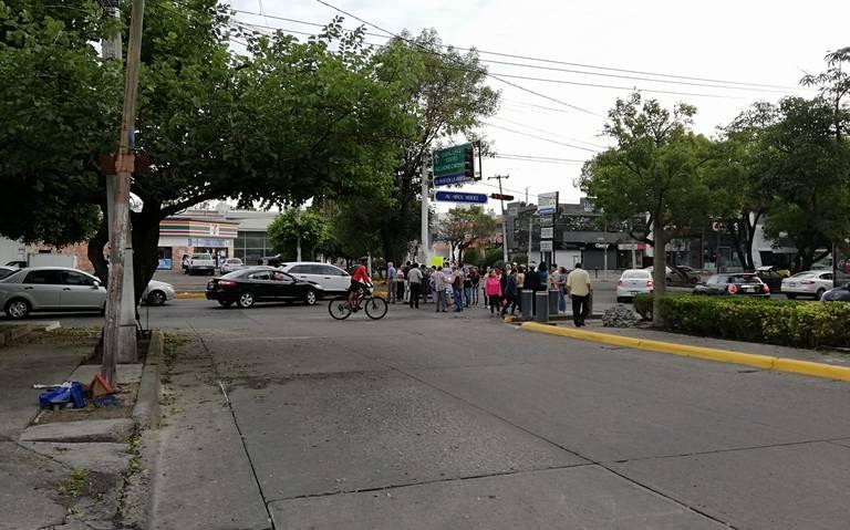 vecinos protestando contra ciclovía porque afecta su calidad de vida