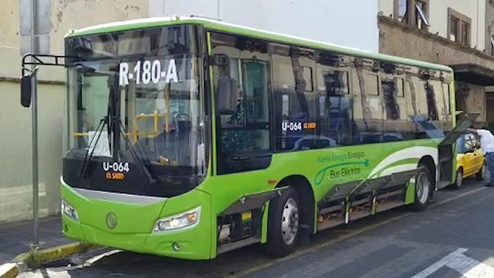 Comienza-prueba-piloto-de-autobús-eléctrico-en-AMG